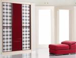 сигурни червени гардероби по индивидуален проект